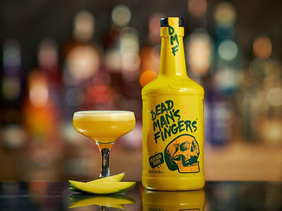 mango koktejl deadmans fingers rum